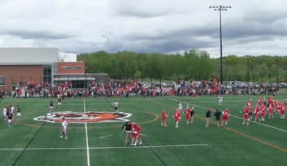 Former Area HS Standouts Lift Wesleyan Lacrosse Into National Final