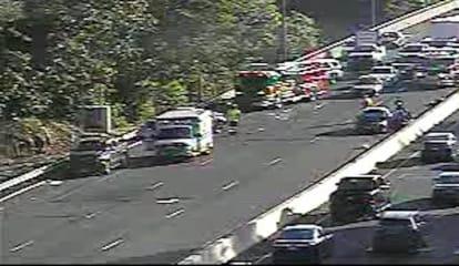 Lanes Reopen On I-95 After Crash Snarls Morning Commute