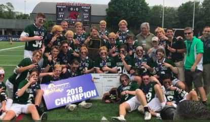 Pleasantville Pulls Away For First-Ever State Title In Boys Lacrosse