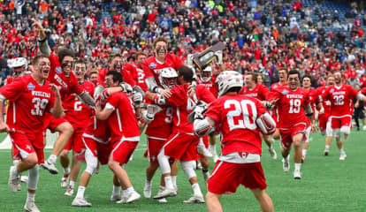 Wesleyan Wins First National Lacrosse Title, Aided By New Canaan Pair