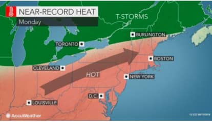 Heat Advisory: Steamy Day Will Be Followed By Severe Storms, Gusty Winds