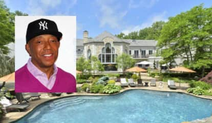 LOOK INSIDE: Russel Simmons' Former Saddle River Mansion Listed At $18.9M