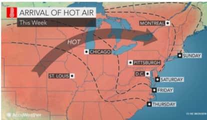 'Dangerous' Heat Starts Friday: Prepare Now
