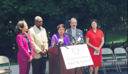 Congressional Group Tours Westchester Facility Housing Migrant Children