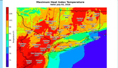 Heat Wave Hits Day 4 With New Wrinkle; Will July 4th Be Stormy, Steamy?