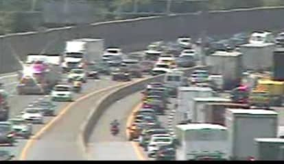 I-287 Lane Reopens After Serious Crash Causes Gridlock