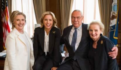 Hillary Clinton To Appear On CBS Show 'Madam Secretary'