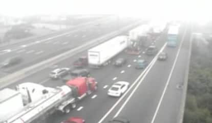 I-95 Cleared After Incidents Cause Gridlock During Morning Commute