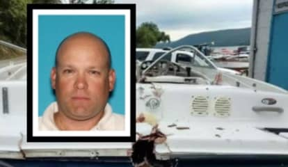 Man Arrested In Connection With Fatal Hit-Run Greenwood Lake Boat Crash