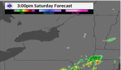 New Round Of Storms Will Bring Heavy Rain, Lightning, Gusty Winds