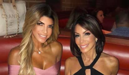 See Them? 'Real Housewives Of New Jersey' Stars Dine In Area