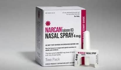 Police Use Narcan To Rescue Overdose Victim Outside Area Restaurant