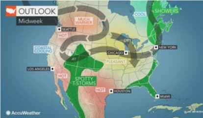 New Round Of Storms Will Bring Heavy Rain, Then Change In Weather Pattern