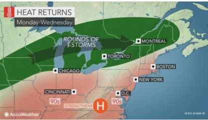 Dramatic Change In Weather Pattern Will Follow Long Stretch Of Rain, Storms