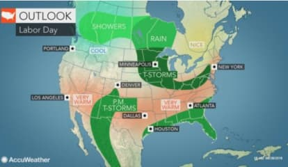 Extreme Heat Will Be Followed By Storms; What Will Labor Day Weekend Bring?