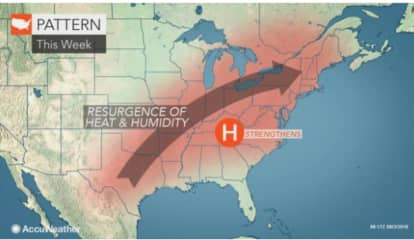 Latest Labor Day Forecast: Change Is In The Air