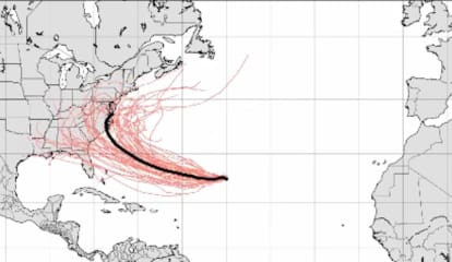 Flo's On The Go: Massive Storm Barrels Toward East Coast