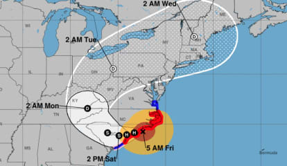 Florence Hits East Coast: When Will It Affect The Area?