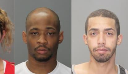 Suspected Drug Dealing Trio Nabbed In Area