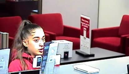 Know Her? Police Seek To ID Woman Who Stole Wallet At Bank On Post Road