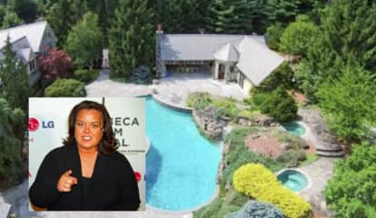 LOOK INSIDE: Rosie O'Donnell's North Jersey Mansion Listed For $6M