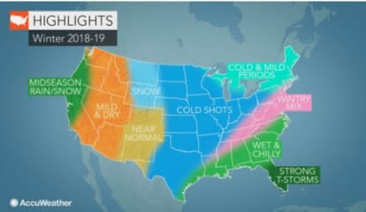 El Niño Will Have Significant Impact On Winter Weather, New Forecast Says