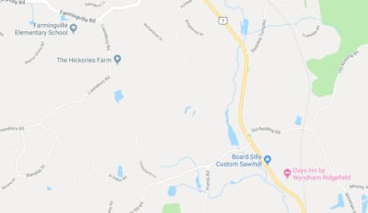 Route 7 Reopens After Snapped Utility Pole Causes Closure In Ridgefield