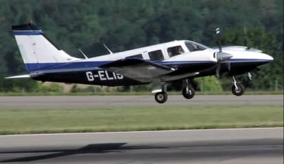 Plane That Crashed With Three Aboard Took Off From Danbury Airport