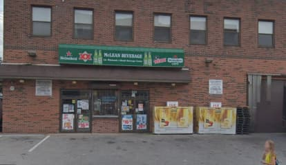 Car Crashes Into Wholesale Beverage Store In Westchester