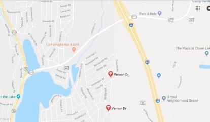 Man Taken Into Custody After Being Barricaded In Lake Carmel