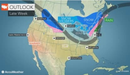 Nor'easter Will Bring First Accumulating Snow Of Season To Region