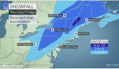 Nor'easter Nears: Here's When To Expect Treacherous Travel