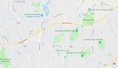 Crash Shuts Down Merritt Parkway Stretch