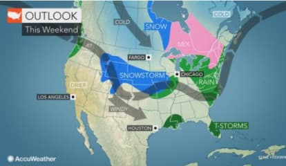 Cold Snap Will End Before Rain Arrives, Preventing Potential Snowstorm In Area