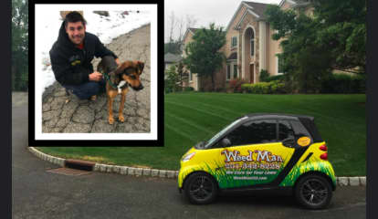 Love At First Sight: North Jersey's 'Weed Man' Adopts Adorable New Sidekick