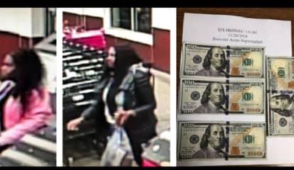 Police Seek To ID Women Suspected Of Using Fake $100 Bills In Putnam