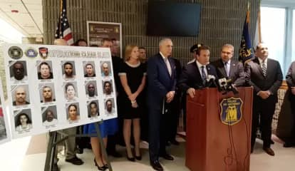 14 Alleged Dealers In Custody After 10-Month Undercover Drug Operation In Westchester
