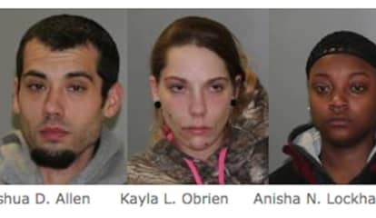 Four Accused Dealers Caught With Heroin, Crack In I-87 Stop
