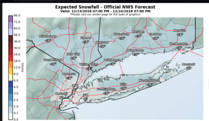 Pre-Christmas Snow Now Likely: Here's How Much We Should Get