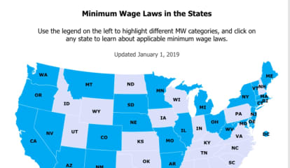 Minimum Wage Clocks In At $8.85 In New Jersey -- But That Could Change