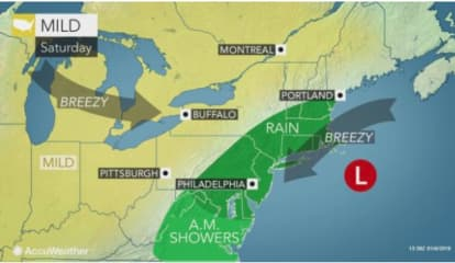 Storm System Moving In From South Will Bring Soaking Rain, But Will It Be A Weekend Washout?
