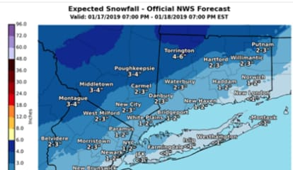 One-Two Punch: System With Accumulating Snow Will Be Followed By Bigger Weekend Storm