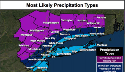 Significant Ice Accumulation From Major Storm Could Lead To Power Outages This Weekend