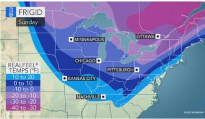 Deep Freeze Will Follow Storm Bringing Rain, Icy, Slippery Wintry Mix, Snow Farther North