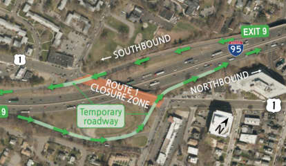Roadwork Alert: I-95 Stretch Will Be Shut Down Both Ways For Bridge Replacement