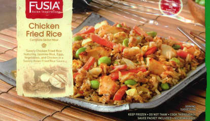 Recall Issued For Chicken Fried Rice Products