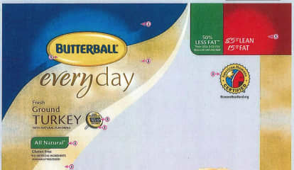 78K Pounds Of Butterball Turkey Products Recalled Due To Possible Salmonella Contamination