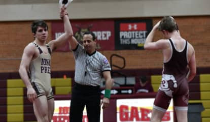 Iona Prep Standout Becomes First HS Wrestler To Win NY, CT State Titles