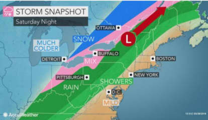 Big Change In Weather For Weekend: Here's What To Expect