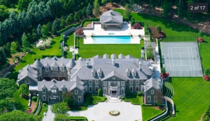 PHOTOS: Look Inside $36M Alpine Mansion, Most Expensive NJ Listing